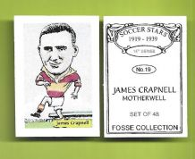 Motherwell James Crapnell 19 (FC)